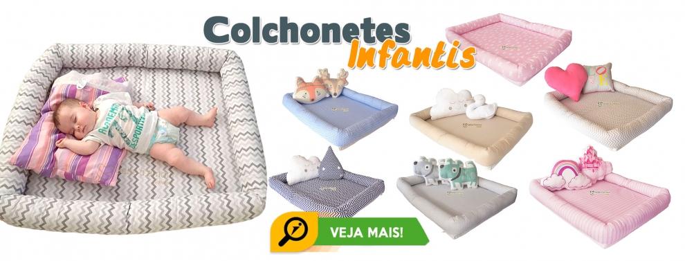 Colchonetes Bebê e Infantil