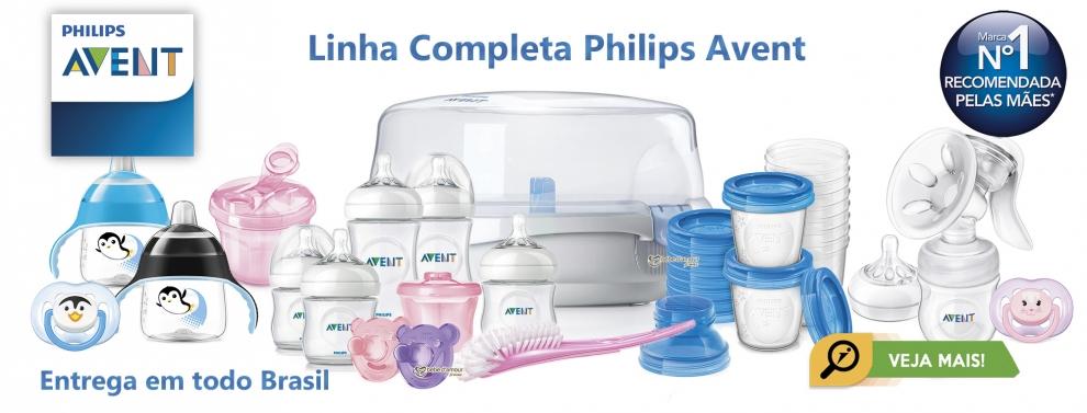 Linha Completa Philips Avent
