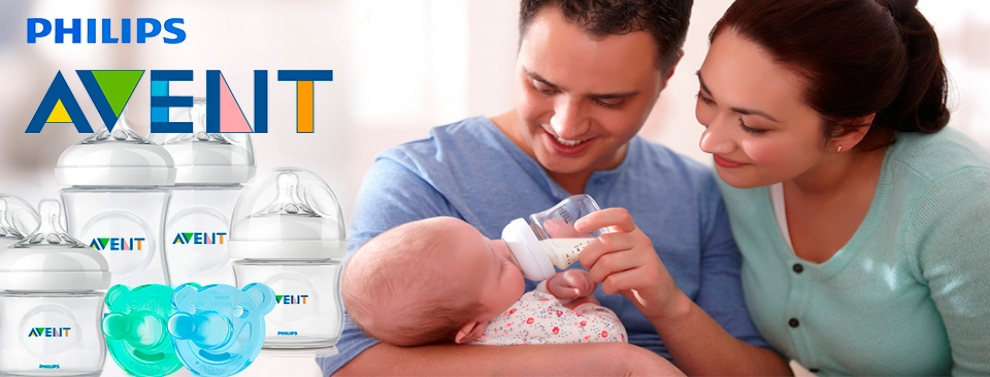 Linha Philips Avent