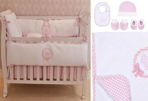 Quarto de Bebê Pequena Princesa 2a1d8523f5e