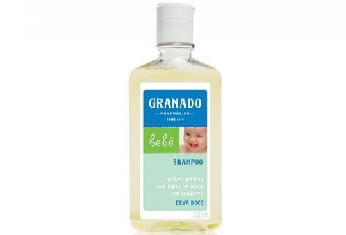 Shampoo Erva Doce Granado Bebê 250ml