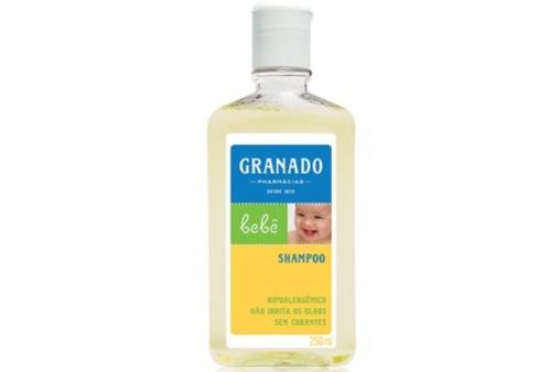 Shampoo Tradicional Granado Bebê 250ml