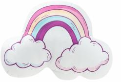 Almofada Coleção Unicorn de Arco-Íris com Nuvem
