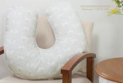 Almofada de Amamentação 300 fios Coelho Blanc Estrela