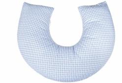 Almofada de Amamentação com Protetor de Porta Luigi Azul 02 Peças