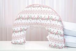 Almofada de Amamentação Petit Rosé Floral