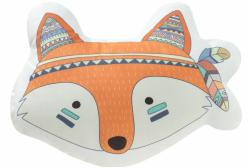 Almofada Indian Fox Raposa em Camurça Suede