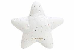 Almofada para Bebê Estrelinha New York Mini Triângulo