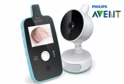 Babá Eletrônica com Câmera Digital Philips Avent