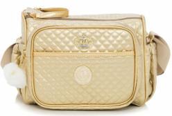 Bolsa Maternidade Frasqueira Vienna Ouro Lequiqui