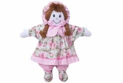 Boneca de Pano Provençal Rosa