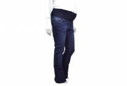 Calça Flare Jeans para Gestante - Menina & Meninas