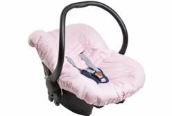 Capa Bebê Conforto com Protetor de Cinto Pequena Princesa Hug Baby