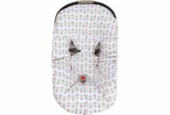 Capa para Bebê Conforto Elizabeth Rosé