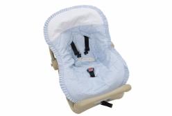 Capa para Bebê Conforto em Piquê Cavalinho de Balanço