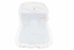 Capa para Carrinho de Bebê Theodore Azul
