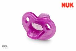 Chupeta NUK Silicone Genius S1 Rosa Pink