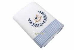 Cobertor em Soft Antialérgico Cavalinho de Balanço
