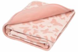 Cobertor Térmico para Bebê em Microsoft Borboleta Rosé