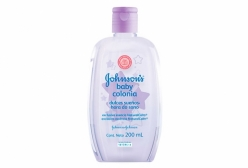 Colônia Hora do Sono Johnsons Baby 200ml