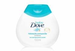 Colônia Infantil Dove Baby Hidratação Enriquecida 100ml