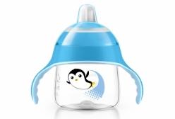 Copo de Transição Pinguim Philips Avent Azul 200ml