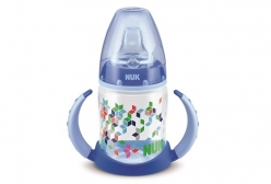 Copo de Treinamento Infantil First Choice 6-18 Meses Azul NUK - Azul