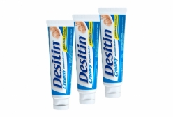 Desitin Creamy Creme para Assaduras Johnsons Baby 113g Kit c/ 03