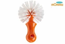Escova de Limpeza de Copo de Transição mOmma Lansinoh - Laranja