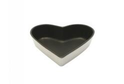Forma Coração Branca 21cm - Maxwell Willians