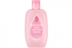 Johnson's Baby Sabonete Líquido 200ml