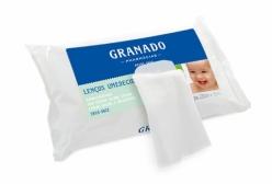 Lenços Umedecidos Erva Doce Granado Bebê 50 Unidades