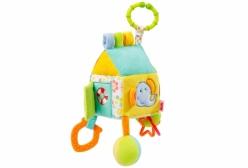 Móbile de Pelúcia Casa Divertida Plush Toys NUK