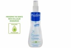 Mustela Água de Toilette Skin Freshener 200ML