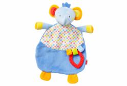 Naninha com Mordedor Elefante Arthur (0m+) NUK