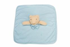 Naninha para Bebê Little Bear Azul Hug Baby