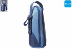 Porta Mamadeira Térmico MAM Baby Thermal Bag Azul