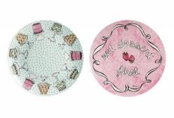 Prato para Bolo First Platter 28cm - Rosanna