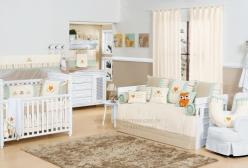 Quarto de Bebê Enxoval Completo Safari Bichinhos 20 peças