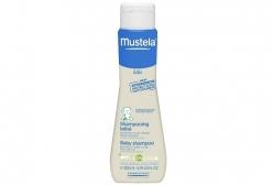 Shampoo para Bebê Mustela 200ml
