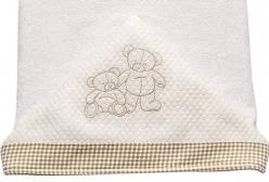 Toalha de Banho para Bebê Best Friends Hug Baby