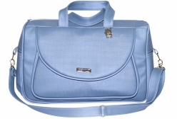 Bolsa Maternidade Elegance Azul M