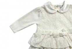 ... Kit Saída Maternidade Menina com Renda Noruega - Perola ... 1b7b0745a98